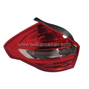 چراغ عقب چپ و راست برلیانس Brilliance 320
